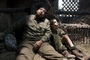 NEW AT THE MOVIES: War picture misses target