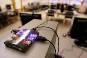 Goal: Raise $750K for technology in Amphi