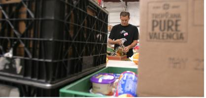 Demand outpaces donations