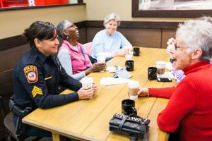 A town and its police: Oro Valley's community department