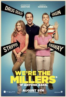 Review: We're the Millers – Half-baked humor breaks badly