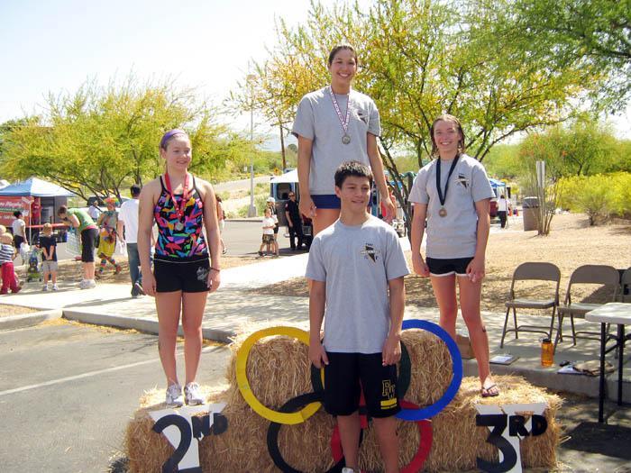 Y-Athlon winners
