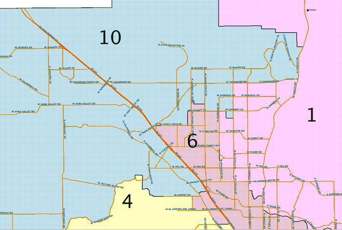 Precinct Map