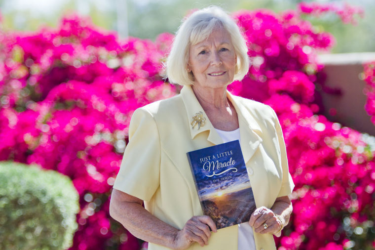 Catalina resident writes first novel about family, romance