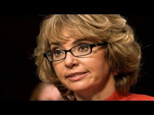 Gabrielle Giffords Speaks at Senate Judiciary Hearing on Gun Control