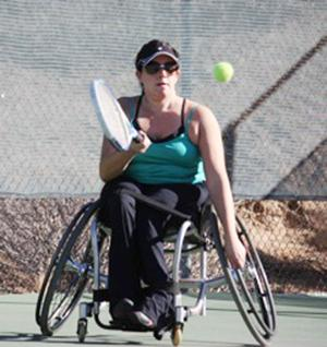 Southwest Desert Wheelchair Classic 3