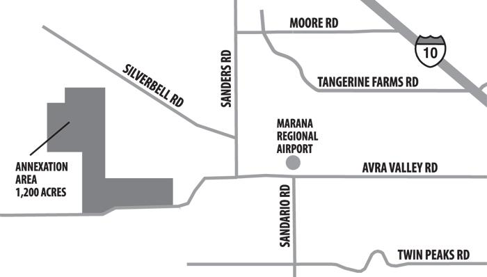 Marana starts annexation, analysis for landfill parcel