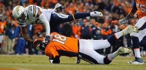 Where to watch Chargers vs. Broncos