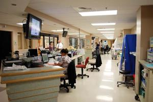 In Northwest's new emergency, it's more private, friendlier for patients