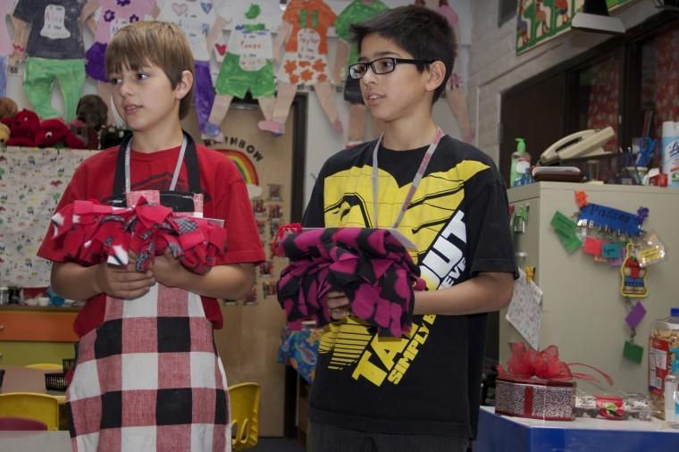 Life Skills Class donations