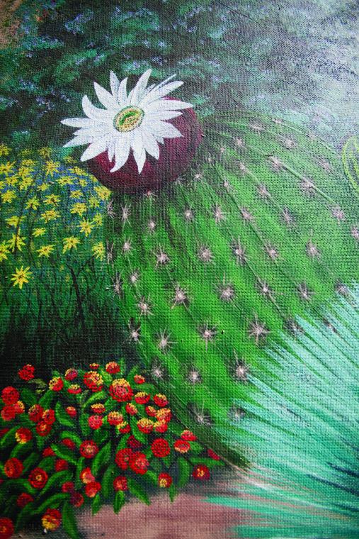 Art Dahlstrand's mural