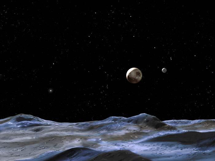 The debate about Pluto's status returns to Tucson