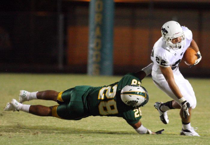 Moutain View vs Canyon Del Oro High School Football