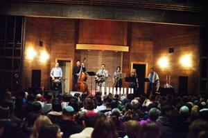 Casey Golden transforms Tucson Shabbat  services with modern musical interpretations