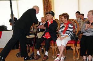 Veterans honored at Vistoso Village