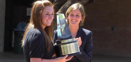 CDO's softball standout Fowler crowned nation's best