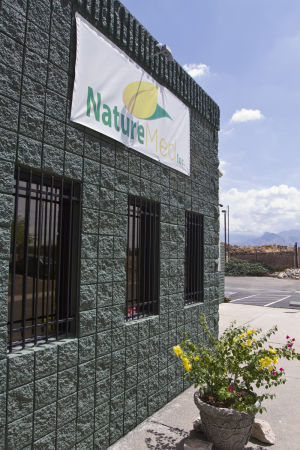 Nature Med Inc.: Nature Med Inc. is located at 5390 W. Ina Road in Marana. - Randy Metcalf/The Explorer