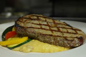 On The Menu: Smoked Ribeye from Old Pueblo Grill - Courtesy photo