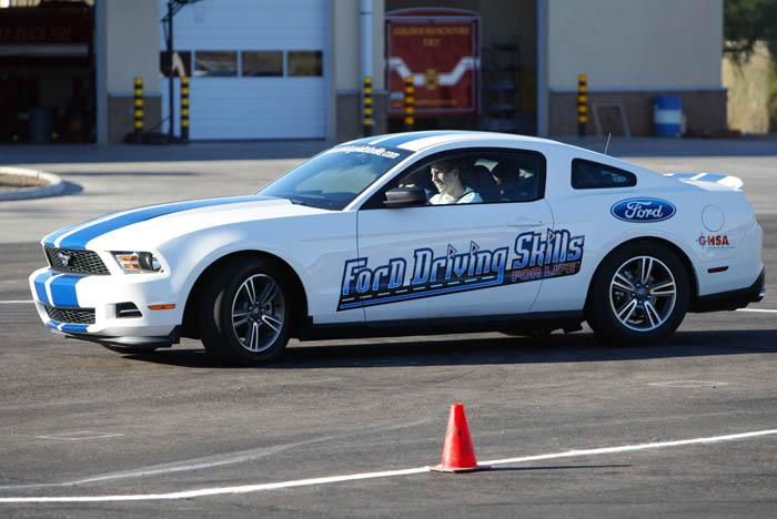 Driving skills 4
