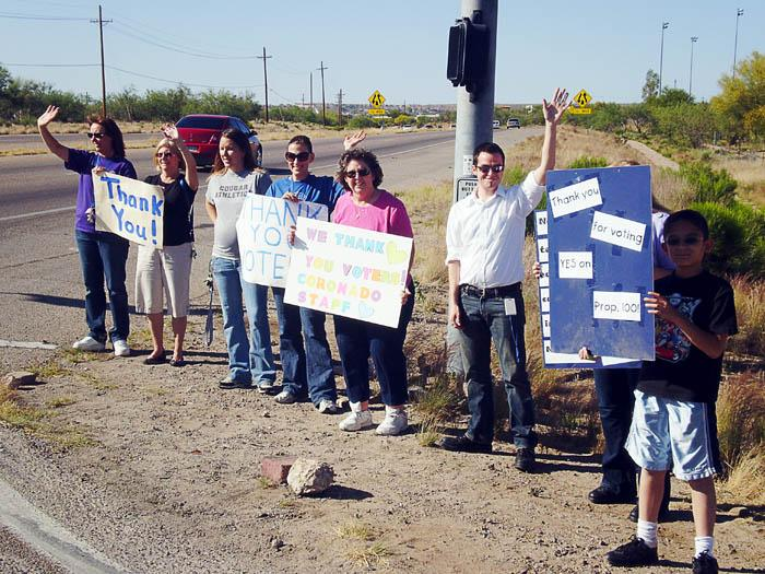 With Prop 100 OK, local school districts look to final budgets