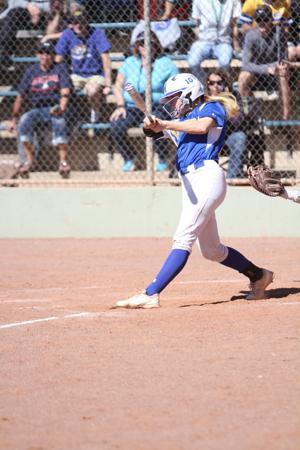 Softball and baseball playoffs taking shape