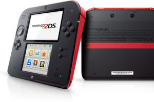 Nintendo Announces 2DS With Oct. 12 Release Date - Courtesy Photo