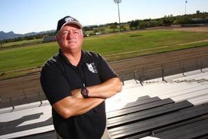 MVHS Coach Larry Branson