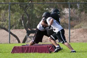 Mountain View High School Football