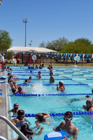 Oro Valley Pool: Despite Oro Valley's pool being closed, there are other choices for residents throughout the region.  - courtesy photo