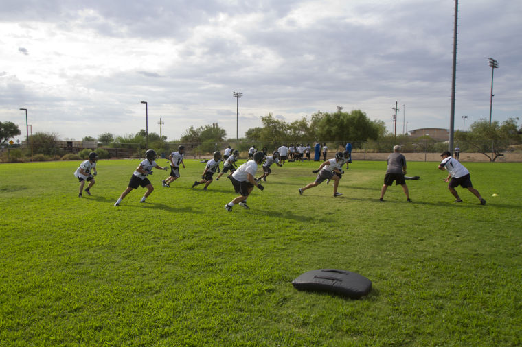 Mountain View High School Football