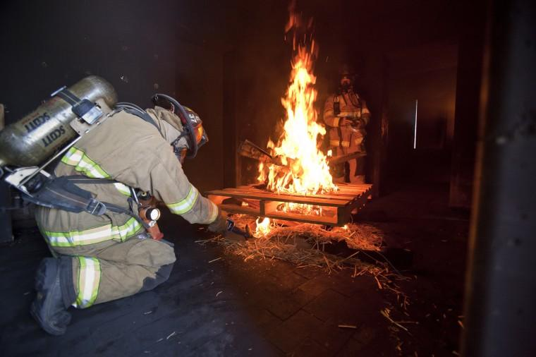 Northwest Fire District Training