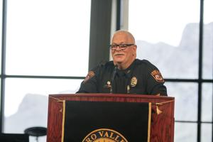 Round table with interim chief Aaron LeSuer: The man behind the badge