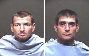 PCSD arrests two Picture Rocks burglary suspects