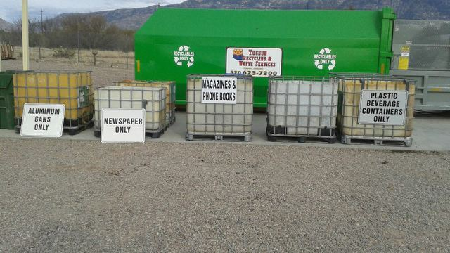 Tucson Recycling & Waste Services