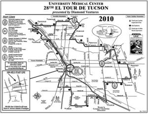 Sheriff warns of road conditions for El Tour race