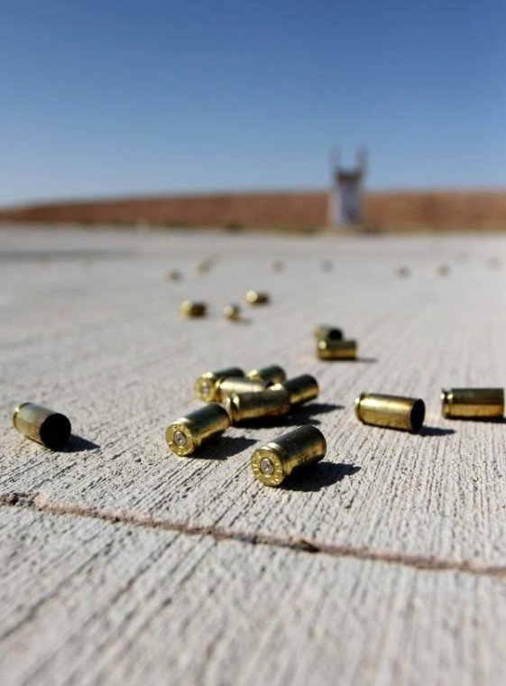 Nationwide ammo shortage hits police