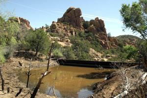 Cochise Stronghold 1