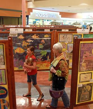 Amphitheater School District Art Show