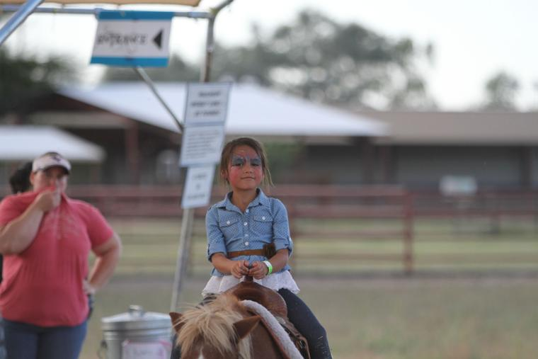 Marana Pumpkin Patch & Farm Festival 2016 Pony Ride, Facepaint