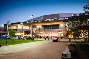 Grand Canyon University: Grand Canyon University is considering a campus in the Tucson region, with one area being considered in Oro Valley. - Courtesy Photo