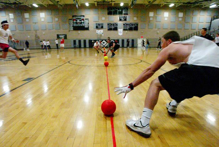Dodgeball Tournament