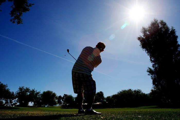 Chamber golf
