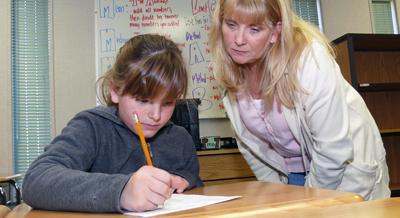 Math tutors make difference