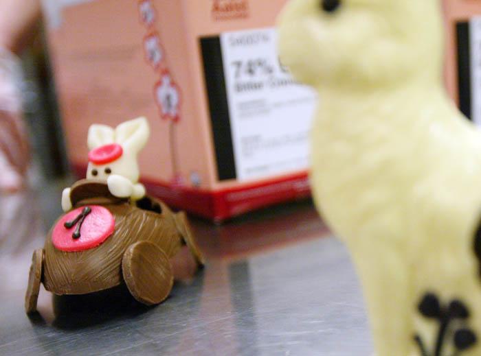 Sabino Artisan Chocolates 8