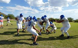 Pusch Ridge Christian Academy Football