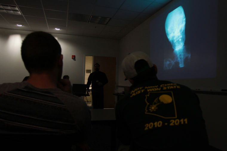 Canyon Del Oro Forensics Class