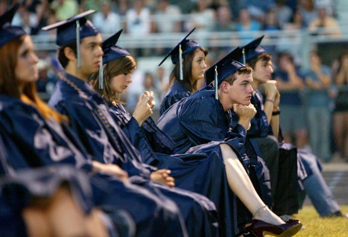 Ironwood Ridge graduation 8