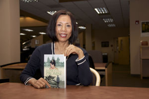 "Vicheara Houn: In her book, ""Bamboo Promise"", Vicheara Houn outlines the Cambodian culture  - Hannah McLeod/The Explorer"