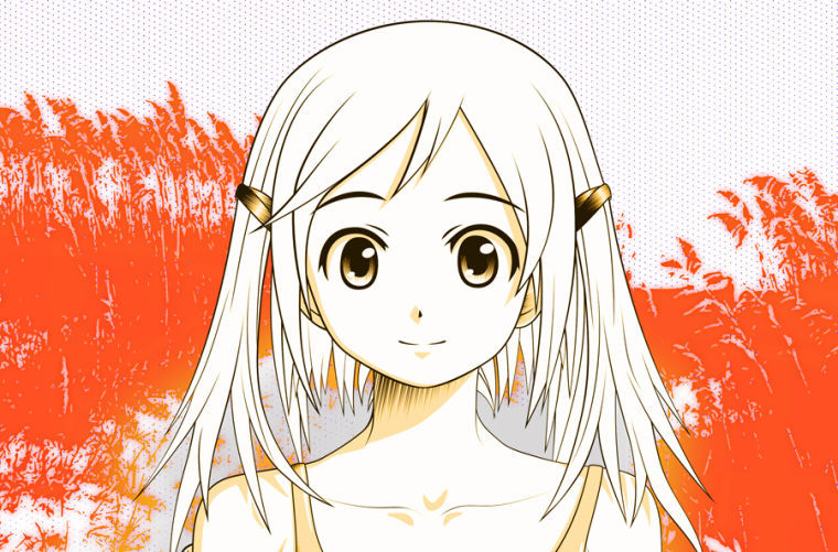 Manga artwork