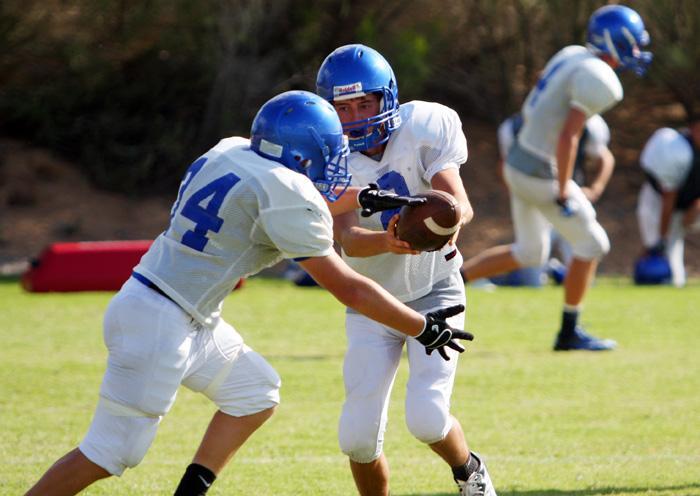 Pusch Ridge Christian Academy Football